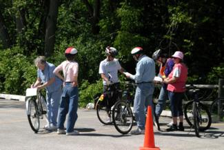 SALT Biking Class