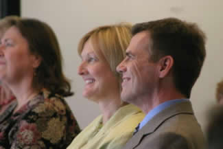 Annalee and Mark Ward Farewell - Photogallery