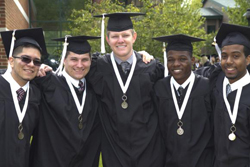 Traditional Commencement Photogallery