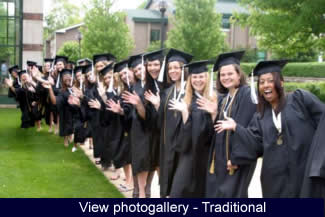 Traditional Student Commencement - View Photogallery