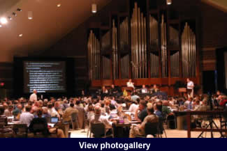 CRC Synod - View photogallery