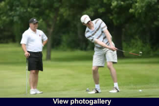 Alumni Golf Outing Golfers - View Photogallery