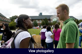 Involvement Fair - View Photogallery
