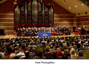 December Commencement - Photogallery