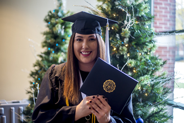 2016 December Commencement | Trinity Christian College