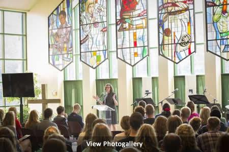 First Chapel - Dr. Liz Rudenga