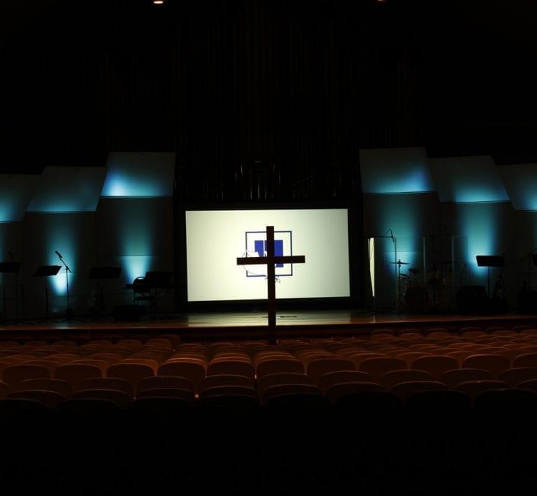 Cross in Chapel