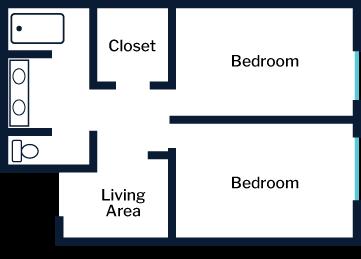 alumni hall floorplan