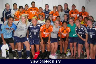 Costa Rica Soccer Team Ministry Group