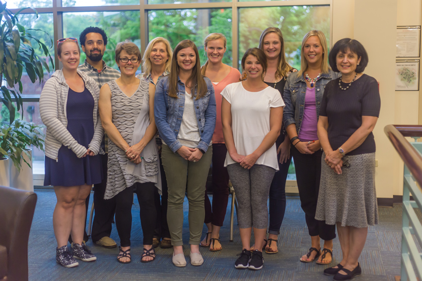 For the second cohort in a row, 100% of Trinity's graduating students from our Master of Arts in Special Education Learning Behavior Specialist II (LBS II) program have passed the Behavior Intervention Specialist Exam