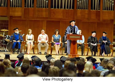 54th Convocation Celebrates Community: Photogallery