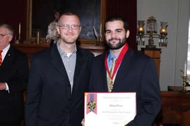 Lincoln Laureate Perez