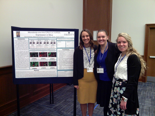 National Conference for Undergraduate Research - Presenters