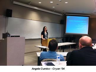 Angela Cumbo – Cryan '04