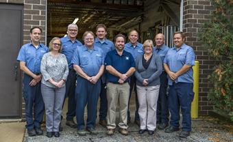 Trinity Spotlight: Physical Plant Department | Trinity