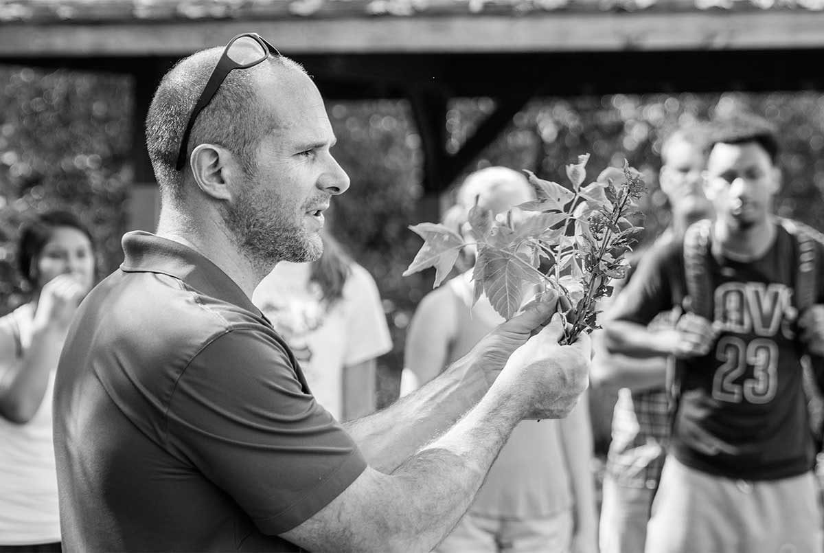Trinity environmental science degree