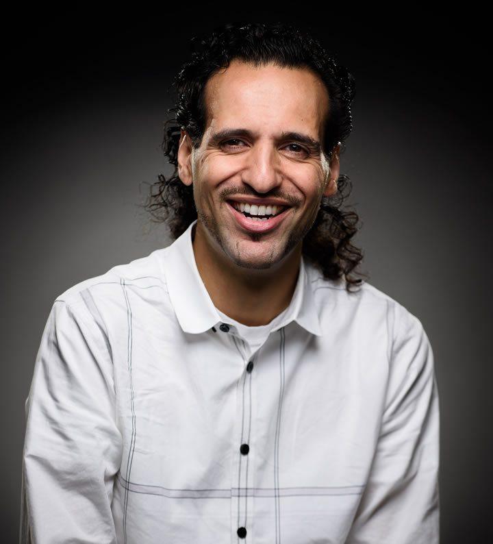 Business professor Omar Sweiss