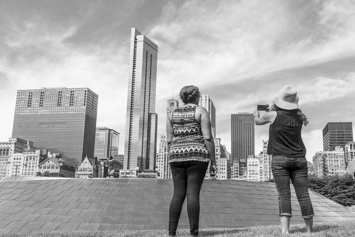 urban studies black and white