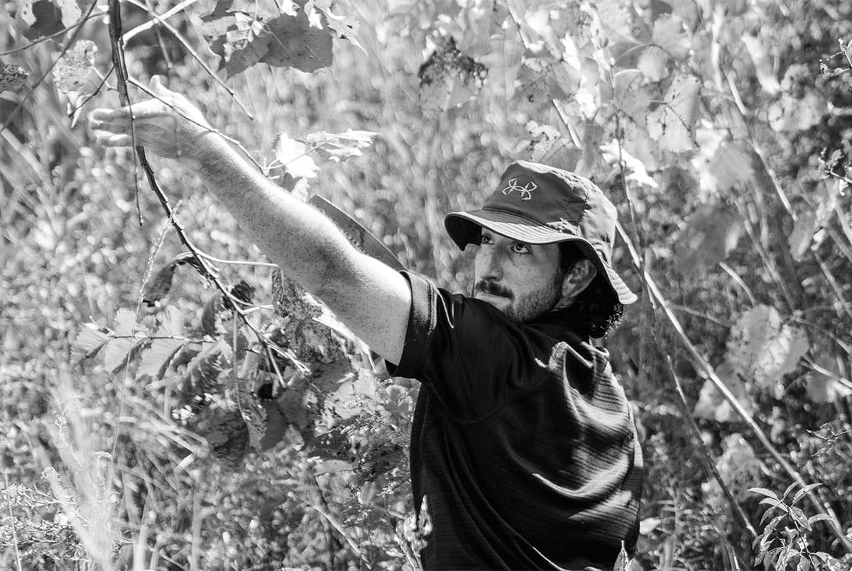 Trinity Biology Minor black and white