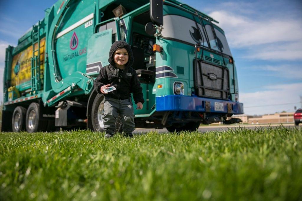 Wendy the Waste Truck