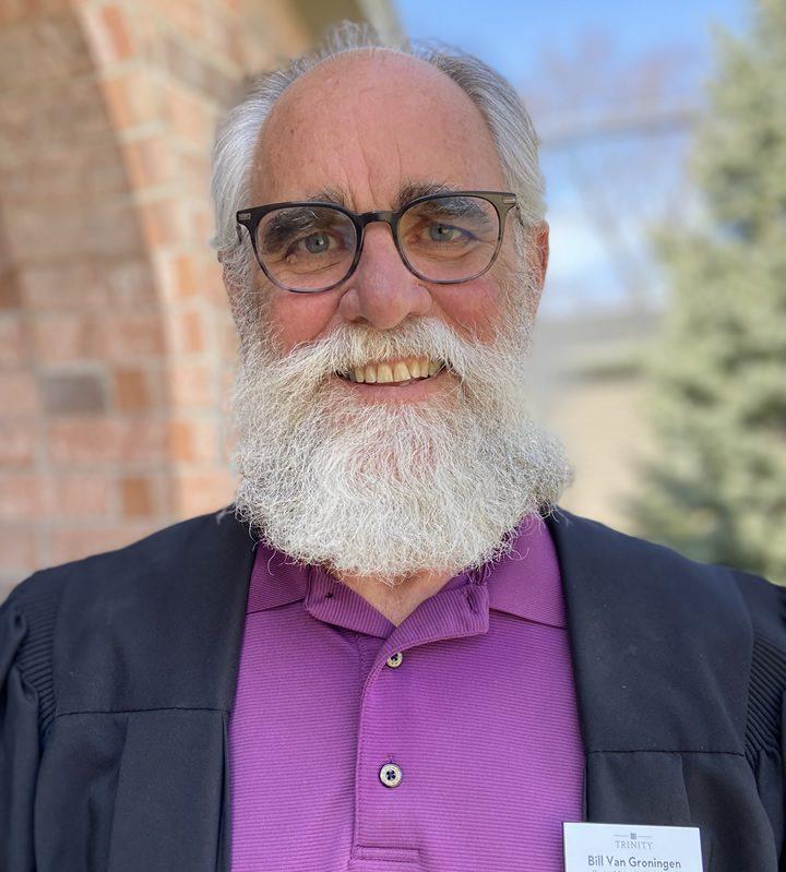 Dr. Bill Van Groningen