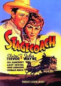 Stagecoach movie poster