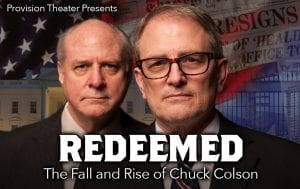 Redeemed Play - Provision Theater presents