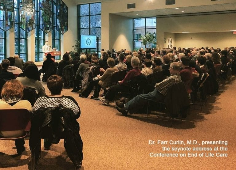 EOL Conference with Dr. Farr Curlin