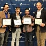 Future Founder winners