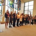 Trinity inducts newest Phi Alpha Chapter members