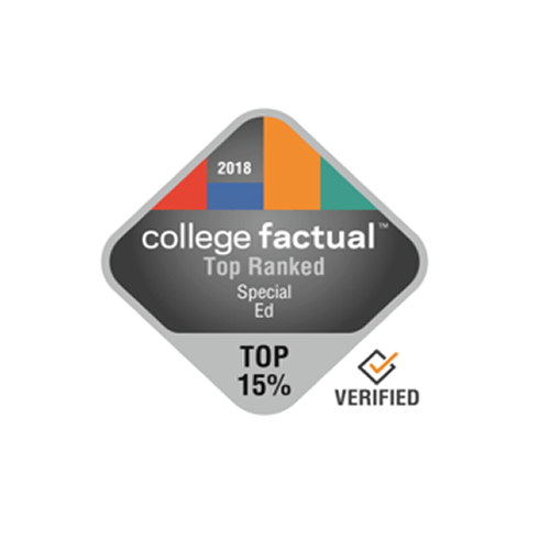 College Factual Top 15% Ranking