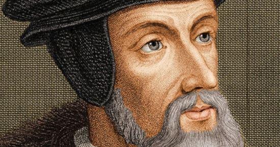 Portrait - John Calvin