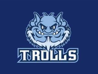 Trolls and Troll mascot
