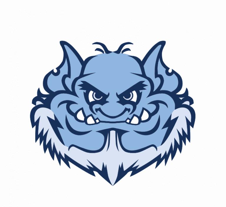 Trinity Christian College Mascot - The Troll