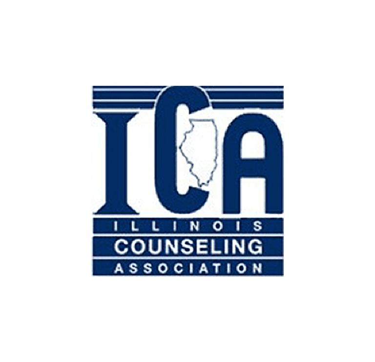 Illinois Counseling Association logo