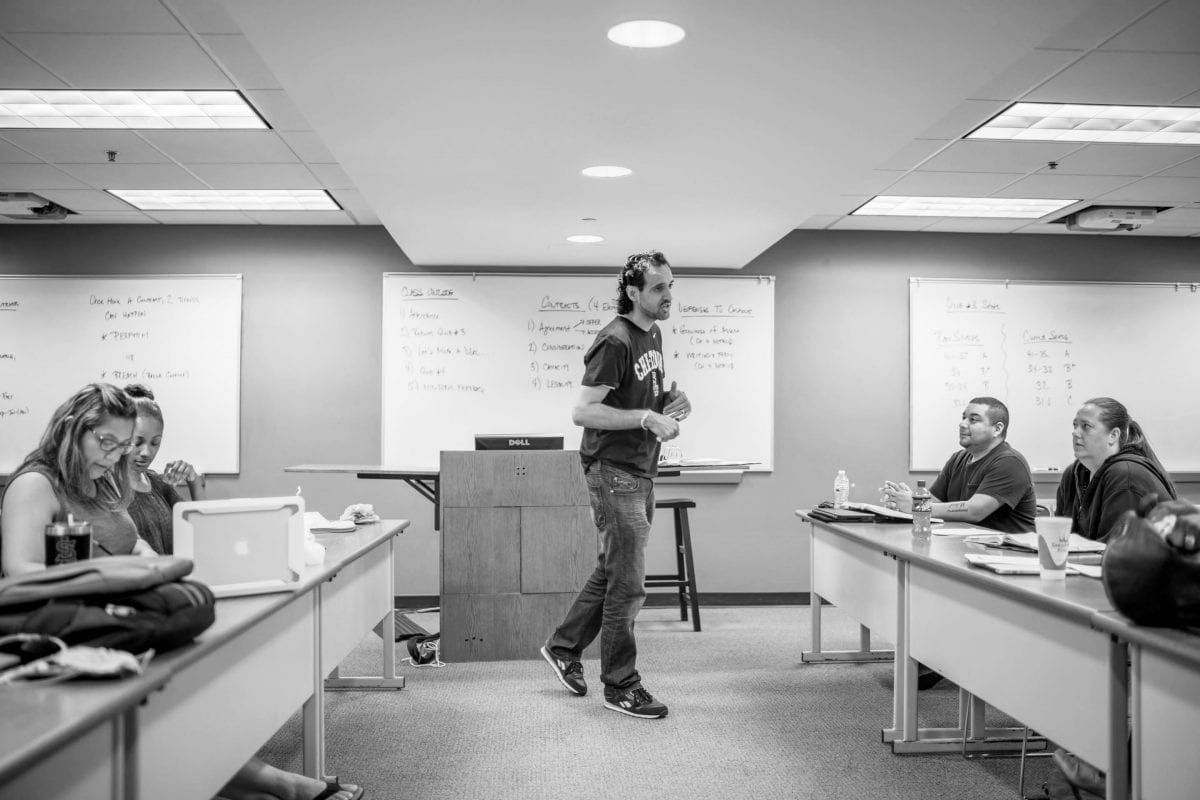 Adult Undergraduate Business Management