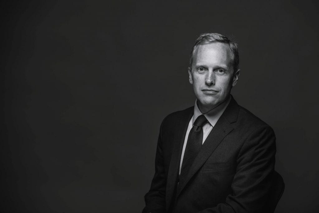 President Kurt Dykstra