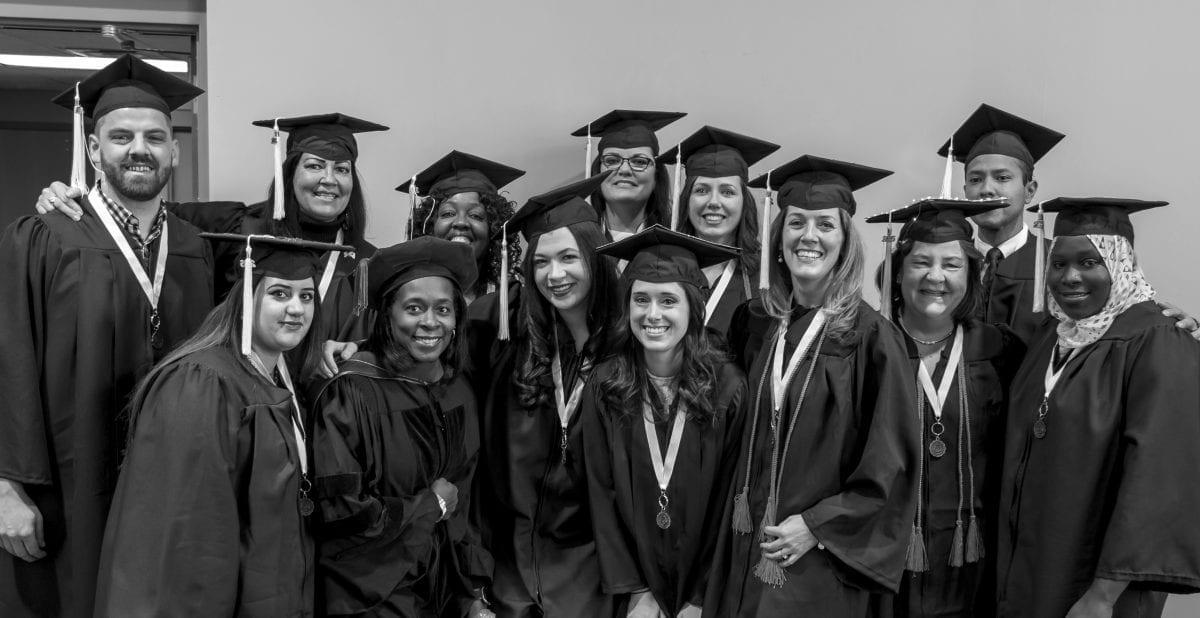Adult Undergraduate graduates