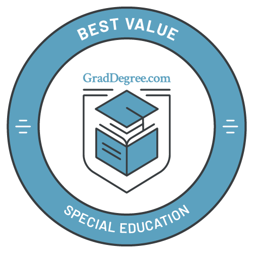 Best Value - Special Education by GradDegree.com