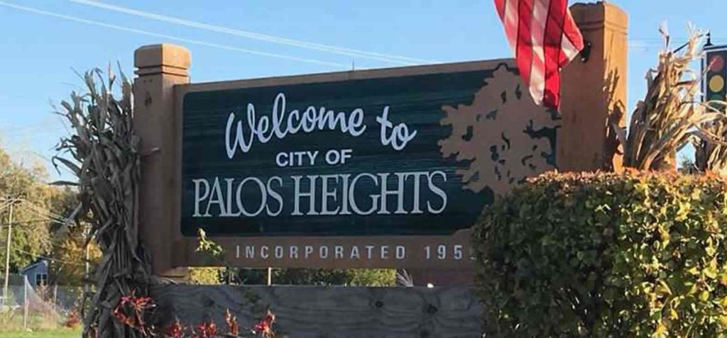 Welcome to Palos Heights