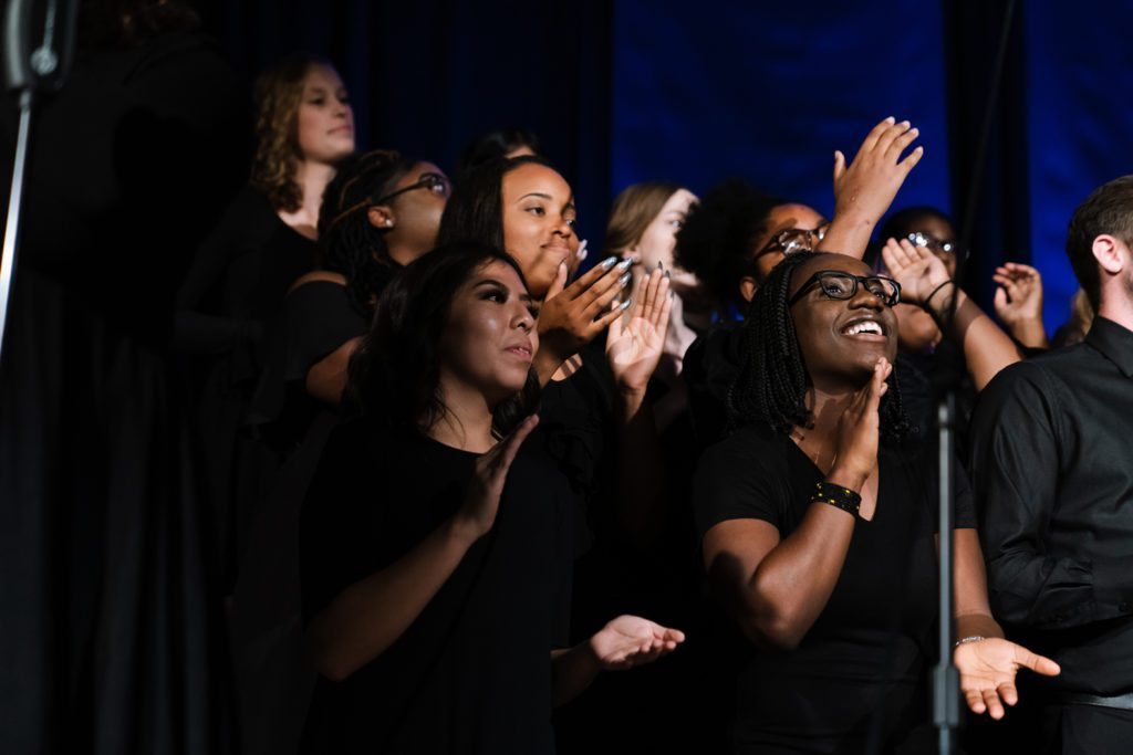 Gospel Choir Reunion - Nicole Saint Victor