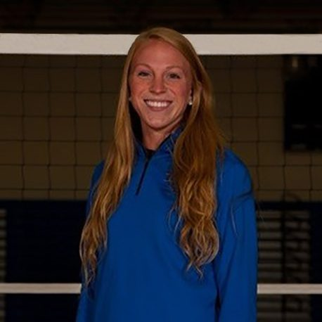Women's Volleyball Head Coach Becky Eller