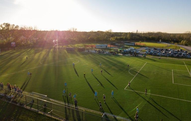 Women's Soccer game