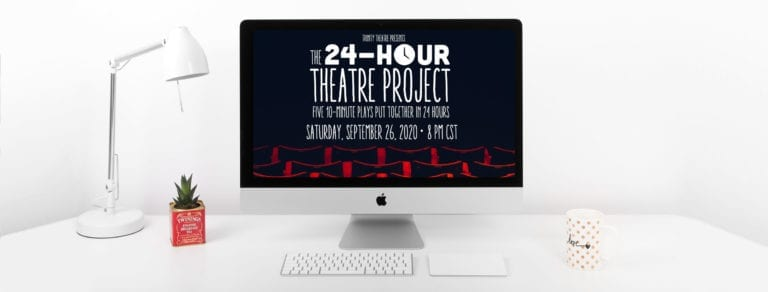 Virtual 24 hour theatre project