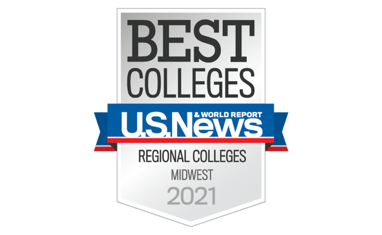 U.S.News Top 25 Regional Colleges - Midwest