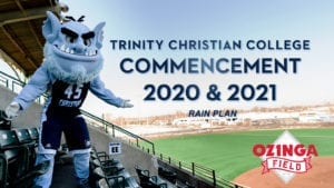 Spring Commencement for 2020 and 2021 graduates - Inclement Weather Plan