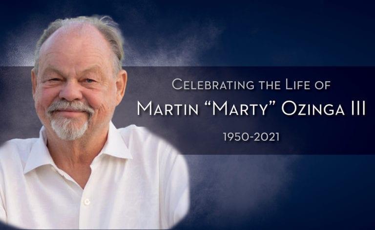 Martin Ozinga III