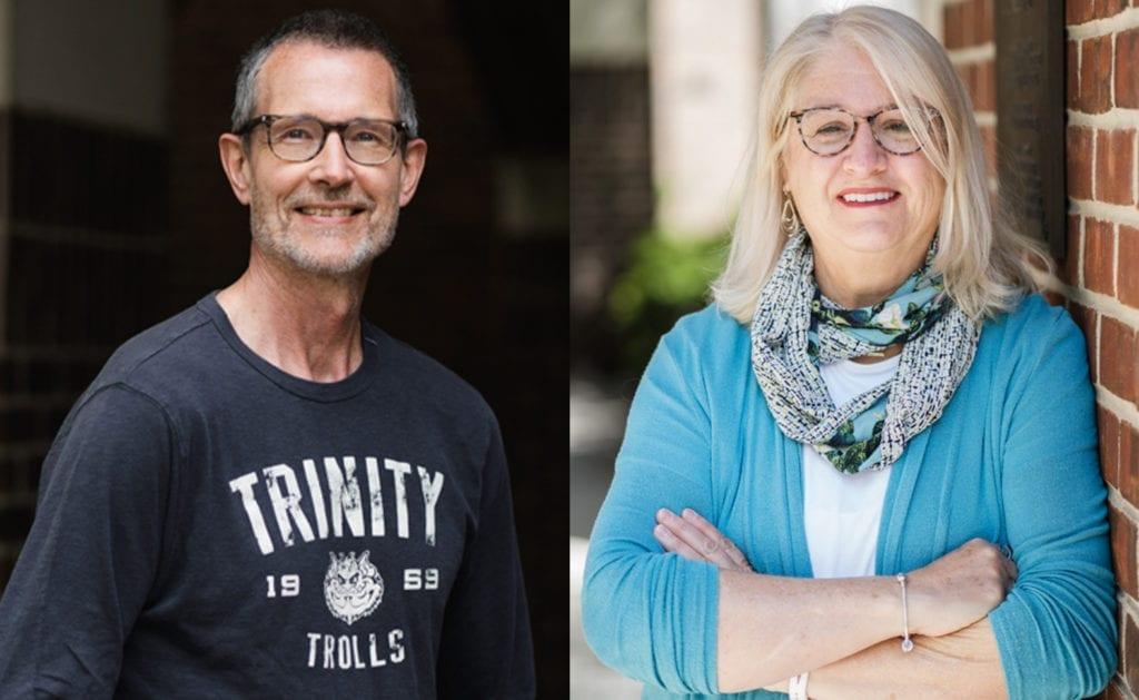 Rick Snoeyink and Joy Meyer