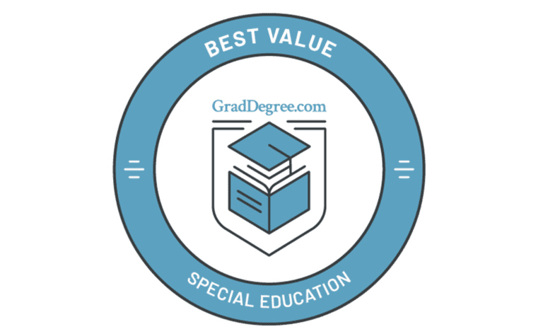 Best Value Special Education badge