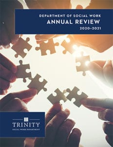 Department of Social Work Annual Review 2020-2021
